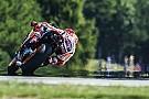 MotoGP Rep. Ceko: Marquez puncaki warm-up, Rossi kesembilan