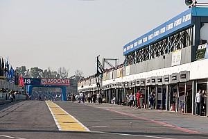 F1赛事总监查理·怀汀考察阿根廷赛道