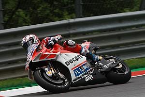 MotoGP Résumé d'essais Warm-up - Dovizioso place ses pions avant la course