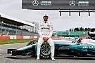 Видео: первый круг на Mercedes W08 в формате 360°