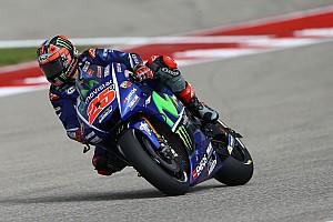 MotoGP Practice report Austin MotoGP: Vinales heads Marquez in opening practice