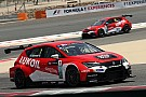 TCR Craft-Bamboo Racing score double podium to claim teams' championship lead in Bahrain