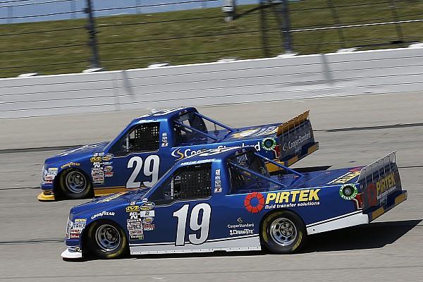 NASCAR Truck Últimas notícias Time de Brad Keselowski fecha as portas no fim de 2017