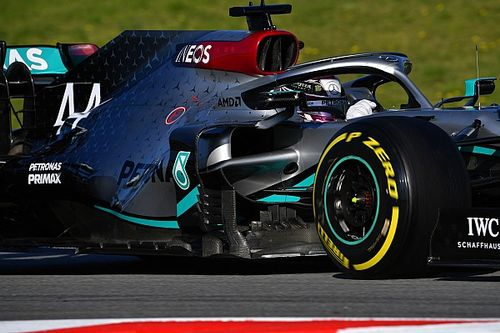 "Hamilton: Mercedes needs to ""hit ground running"""