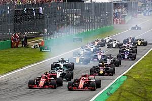 La Fórmula 1 debería reducir la carga aerodinámica en un