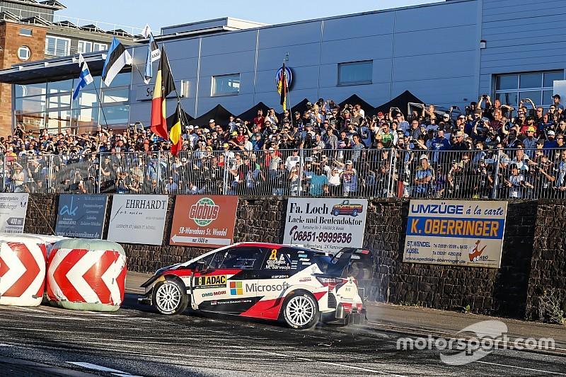 WRC Rallye Deutschland: Der Samstag im Live-Ticker
