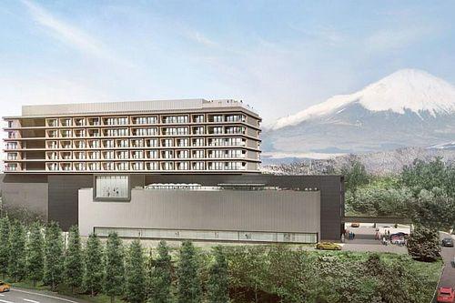 富士スピードウェイ隣接の新ホテル、その名称が決定「モータースポーツとホスピタリティを融合」