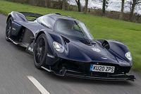 Distribusi Aston Martin Valkyrie Bakal Segera Terwujud