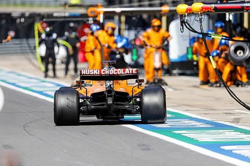 Sainz recibe un nuevo chasis para su carrera de casa
