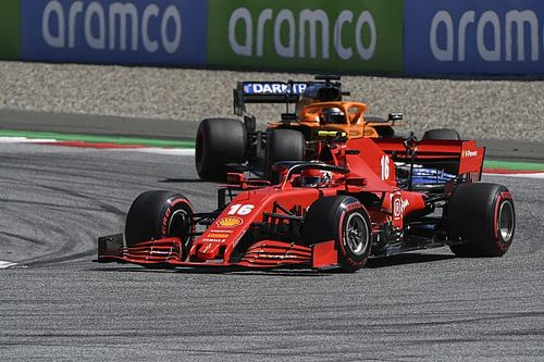 Sainz nie martwi się o Ferrari