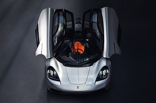 Gordon Murray T.50: ecco l'erede della McLaren F1