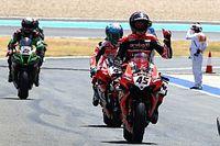 Jerez WSBK: Redding leads Ducati 1-2, Rea struggles