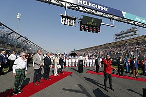 El semáforo del GP de Australia 2019