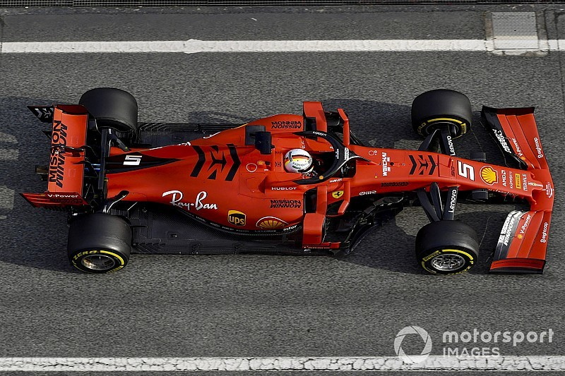 Pirelli data suggests Ferrari 0.5s ahead of rivals