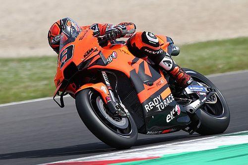 Petrucci Harapkan Upgrade Sasis KTM