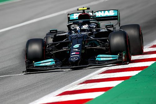 "Bottas: ""Una sbavatura in Curva 10 mi è costata la pole"""