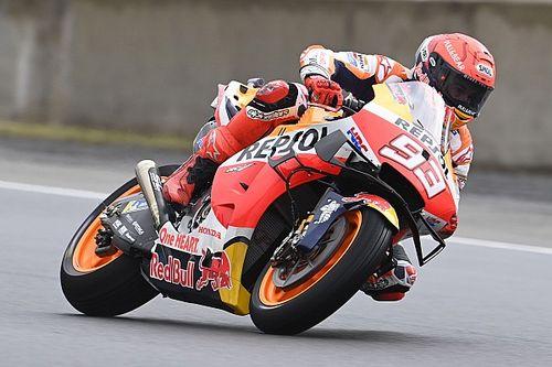 """Marquez: """"Cerco la pioggia come i piloti in difficoltà"""""""