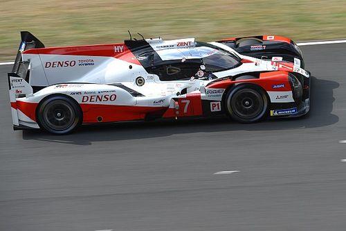 24 uur van Le Mans: Race na 6 uur onderbroken door Safety Car