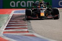 Albon's sensitivity exposed by Sochi layout - Horner