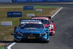 Paffett fica em terceiro em Hockenheim e é campeão do DTM