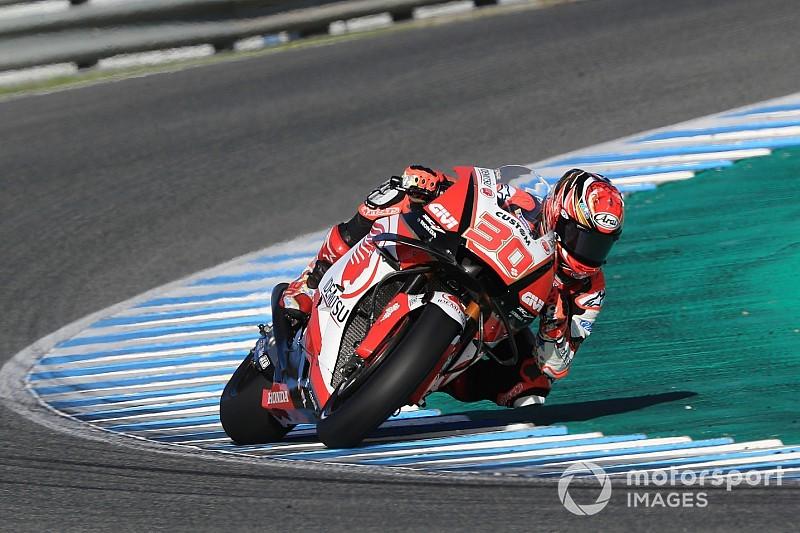 MotoGP-Test Jerez: Nakagami überrascht mit absoluter Bestzeit