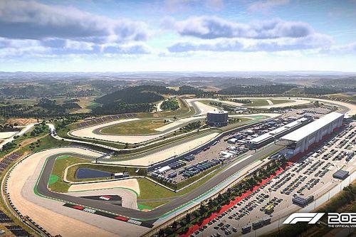 Megérkezett Portimao az F1 2021-be!