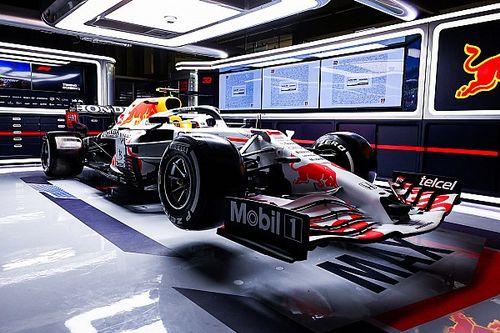 La livrée Honda de Red Bull dévoilée