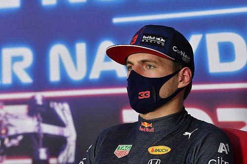 Crash question triggers Verstappen press conference outburst