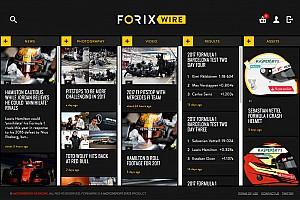 Motorsport Stats startet Dienstleistung ForixWire