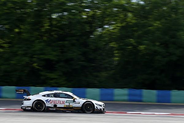 دي تي ام: دي ريستا يستفيد من سيارة الأمان ليفوز بالسباق الأوّل في هنغارورينغ