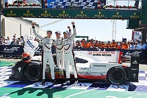 Le Mans Reaktion Porsche hat für Sieg bei 24h Le Mans 2017