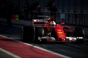 Formula 1 Breaking news Vettel rejects Ferrari favourite status