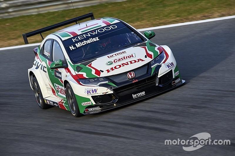 Honda con el 1-2 y Girolami cuarto en Marrakech