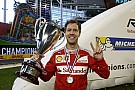 General Sebastian Vettel antar Jerman juara 7 kali ROC Nations Cup