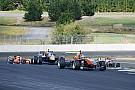 Другие Формулы Подопечный Red Bull упустил титул TRS в последней гонке