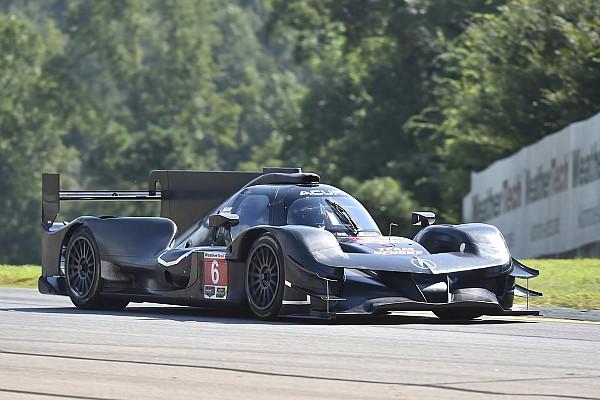 Montoya voltooit eerste test met Acura ARX-05