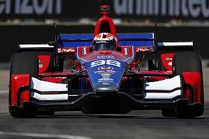 IndyCar Reporte de prácticas Rossi lidera la práctica 1 en Road América, con los latinos fuera del top 10