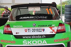 Schweizer rallye News Rally del Ticino: Greg Hotz will Meister Carron schlagen