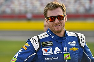 NASCAR Cup Breaking news Dale Earnhardt Jr. still searching for first points win at home track