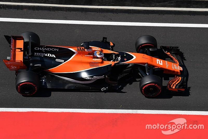 【F1】ハンガリーF1テスト初日午前:バンドーンが首位発進