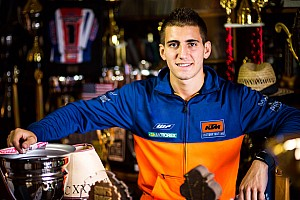 Dakar Noticias de última hora Luciano Benavides será piloto oficial de KTM con vistas al Dakar 2018