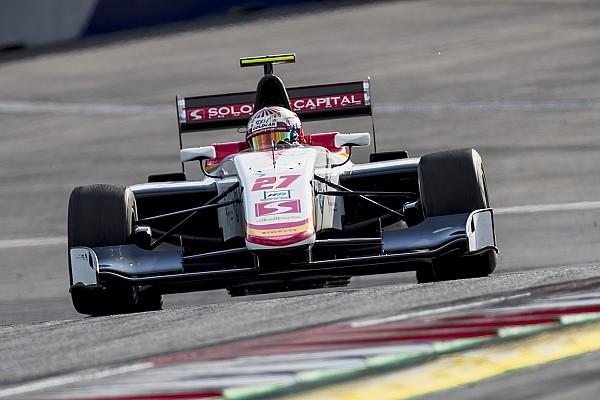 GP3 у Шпільберзі: Хайман виграв спринт