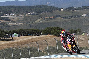 World Superbike Breaking news Gagne steps in for injured Bradl at Magny-Cours