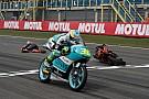 GALERI: Chicane banyak telan korban, Moto3 Assen berakhir dramatis