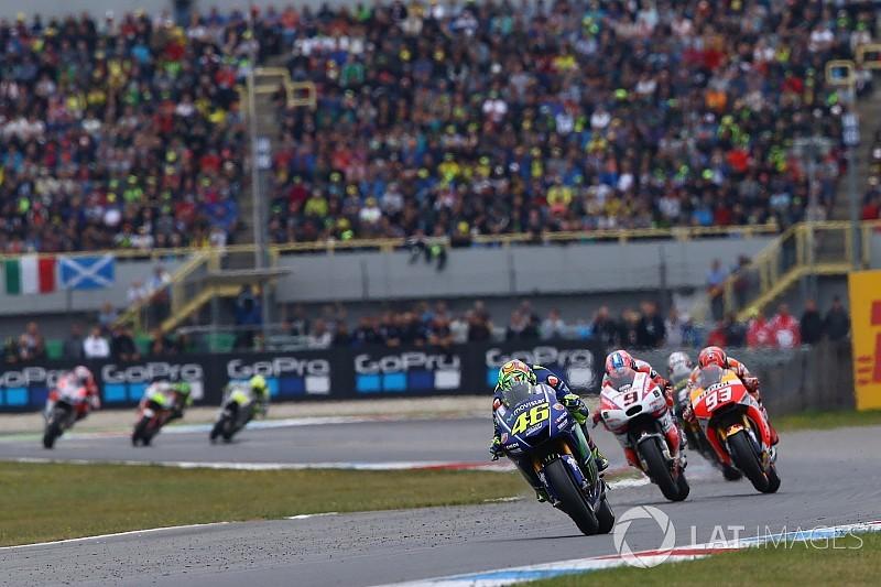 MotoGP sürücüleri, Assen'de F1 yarışı olmasını istemiyorlar