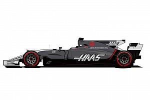 F1 Noticias de última hora Haas cambia la decoración de sus coches