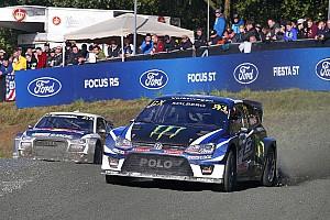 Rallycross-WM Vorschau Petter Solberg vs. Mattias Ekström: Showdown um Platz zwei in der WRX