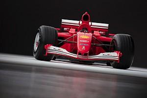 Fórmula 1 Noticias El coche del cuarto mundial de Schumacher, vendido por más de 6 millones