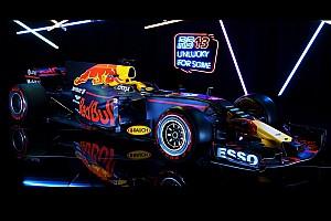 Formel 1 2017: Red Bull Racing zeigt neuen RB13