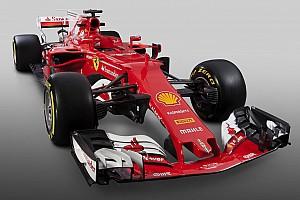 Ferrari apresenta SF70H, seu carro para a temporada 2017